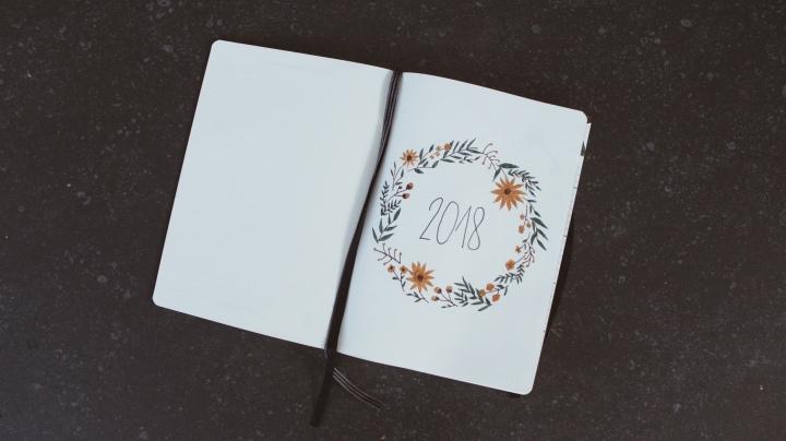 Neues Bullet Journal, neues Glück – meine ersten 3Seiten!