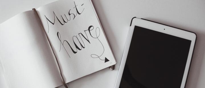 Mit dem Ipad studieren – Meine liebstenApps