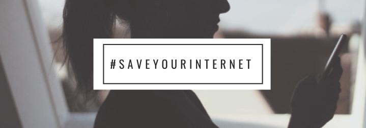 #saveyourinternet – der Artikel 13 betrifft unsalle