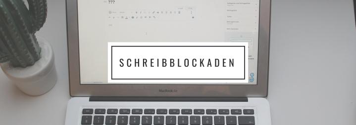 5 Tipps gegen Schreibblockaden