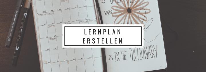 Hallo, Klausurenphase – So erstelle ich meinenLernplan!