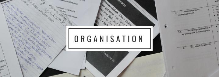10 Dinge, die organisierte Menschen täglichmachen