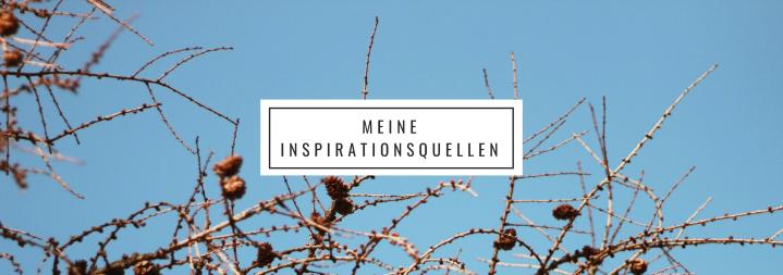 Was inspiriert mich?