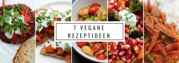 One Week, 7 Meals – Wie eintönig ist die vegane Ernährungwirklich?