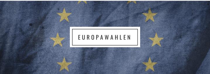 """""""von Schminke zu Politik, von Spitzen-Pullovern zu EU-Hoodies"""" #thistimeimvoting"""