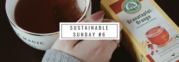 Spill the tea – Tee &Nachhaltigkeit