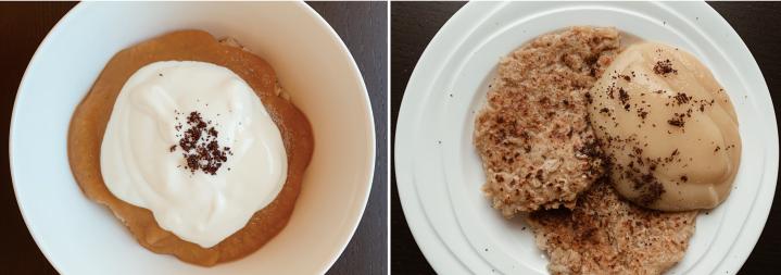 How I eat my porridge (als nicht-porridge-fan)| vegan