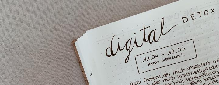 2 Tage offline | wie ein Millennial den Digital Detoxerlebt