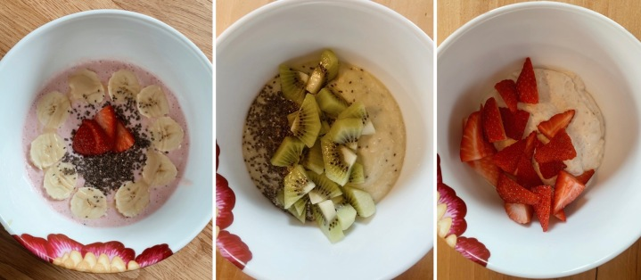 Frühstücks-Inspirationen | Bowls, bowls,bowls
